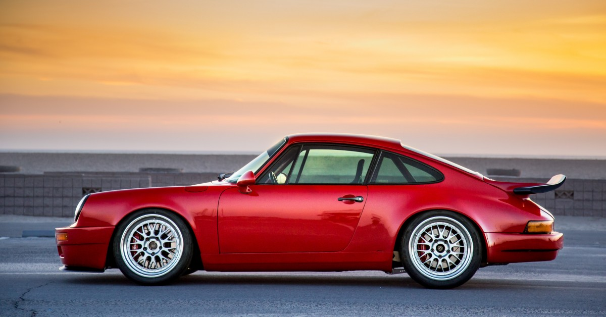 Is This Porsche Hot Rod The Ultimate Lightweight Narrow-Body 911?