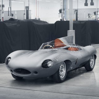 Rejoice, Jaguar Is Going To Build 25 Brand-New D-Types