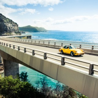 Driving From Australia's Coasts To Its Cliffs In A Pack Of Porsches Is Our Idea Of Vacation