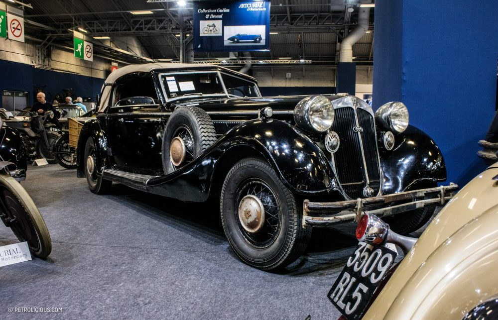 Vintage Cars At The Rétromobile Auctions Made Paris Even More ...