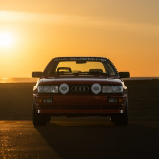 This 1983 Audi ur-Quattro Is Preserving Rally History In Sunny Southern California