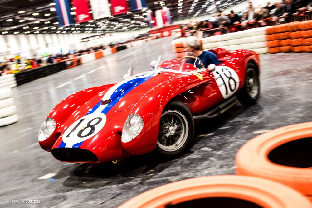 EVENTS Previewing The Weekend Ahead At The London Classic Car Show - London classic car show