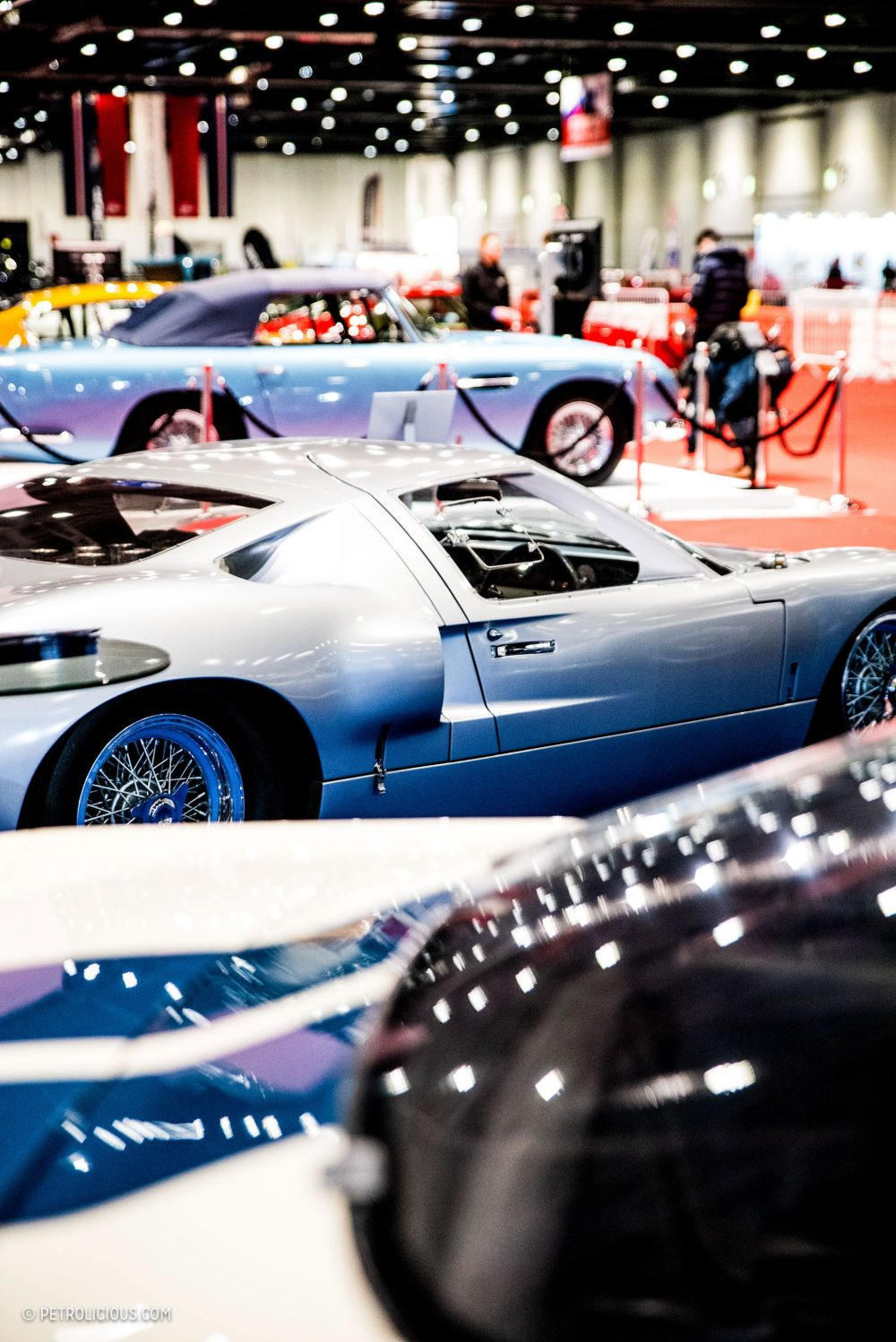 EVENTS Previewing The Weekend Ahead At The London Classic Car Show - Find car shows
