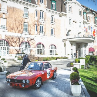 Porsches, Jags, Triumphs, Minis And More Meet Up For The Winter Challenge Rally