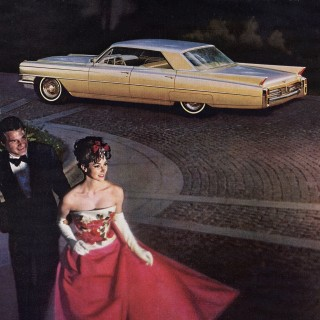 These Classic Cadillac Ads Exude Elegance And Glamor