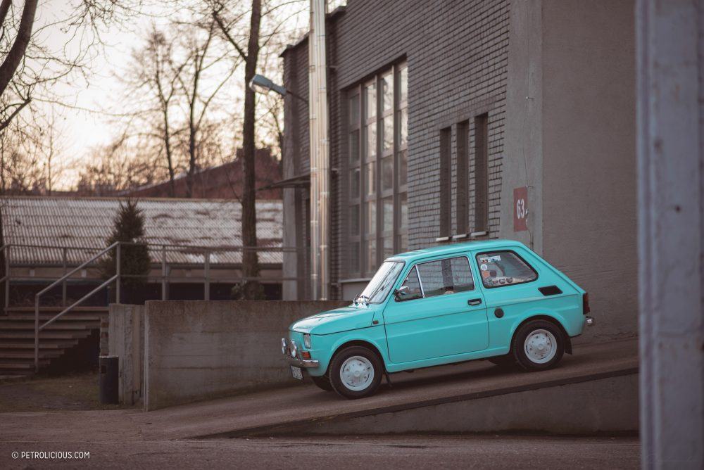 The Fiat 126p: When Poland Borrowed From Italy To Create A