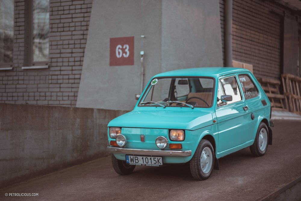 The Fiat 126p: When Poland Borrowed From Italy To Create A Pop ...