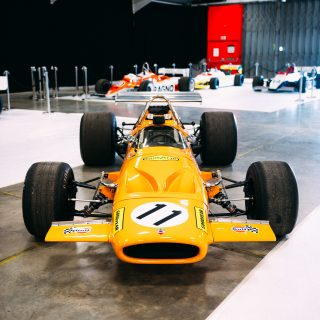 Dan Gurney's Final F1 Race Car May Have Saved McLaren When They Needed It Most
