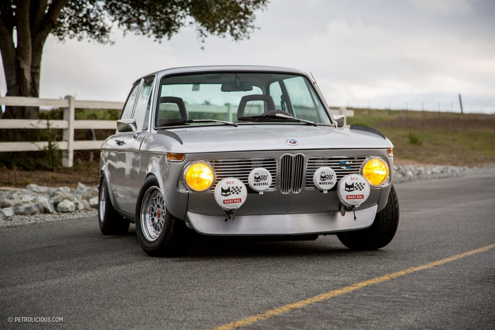 This Immaculate M3-Powered BMW 2002 Is An Engineer's Dream