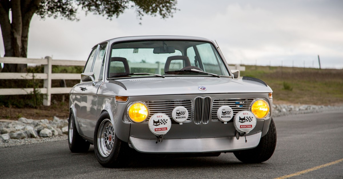 This Immaculate M3 Powered Bmw 2002 Is An Engineer S Dream Car Petrolicious