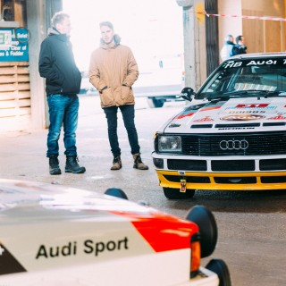 Here's Why Every Car Show Should Have a Live Rally Stage Outside