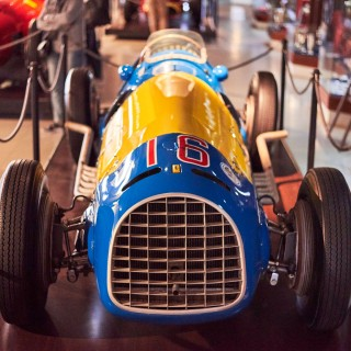 Juan Manuel Fangio's Legendary Race Cars Are Socked Away In A Small Town In Argentina