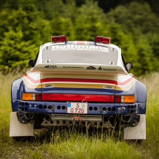 Before The 959 Porsche Dominated The Dakar With The 953, The First '911 4x4'