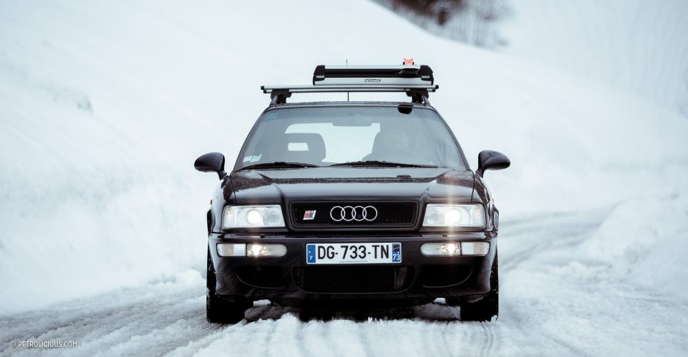 GALLERY: Go Behind The Scenes On Our 1994 Audi RS2 Film Shoot ... on