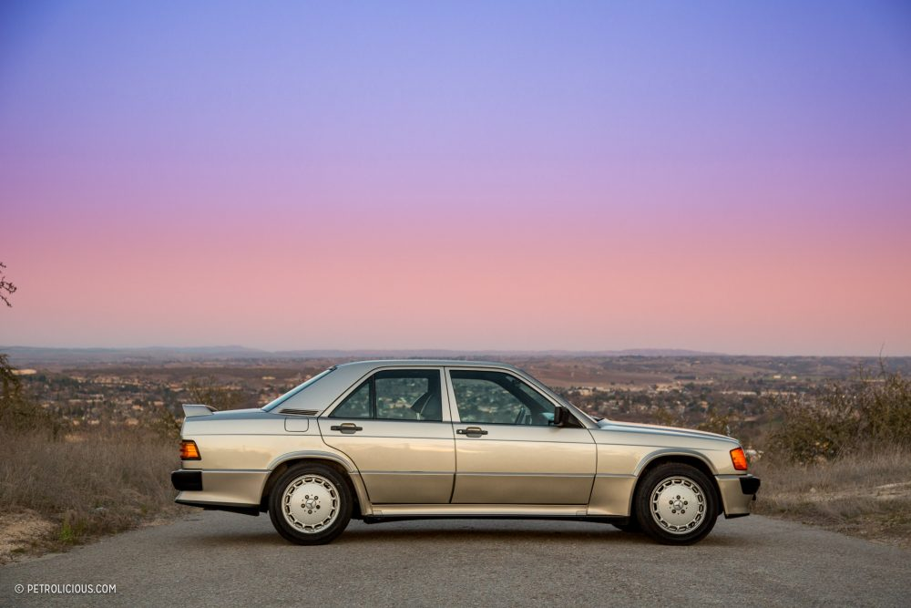 jc: thank you for letting me nerd out about all things mercedes 190e