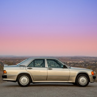 Why A Journalist Who's Driven 'Em All Still Prefers The Mercedes 190E 2.3-16 Cosworth