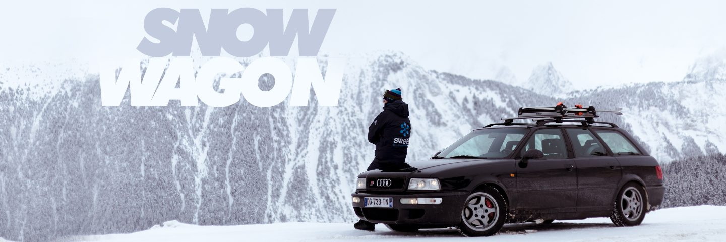 1994 Audi RS2: Strap Into The Snow Wagon