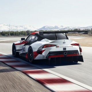 Toyota And Gazoo Racing Show Off The New Supra In Geneva