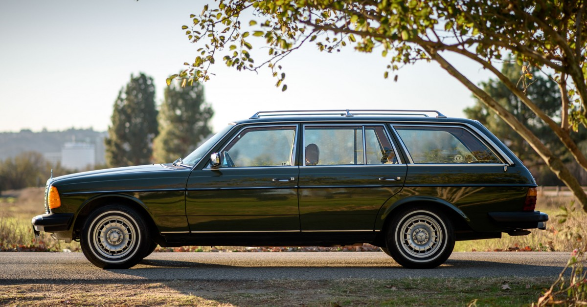 Meet A One Family 1980 Mercedes Benz 300td That Resists Hipster