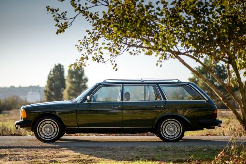 Meet A One-Family 1980 Mercedes-Benz 300TD That Resists