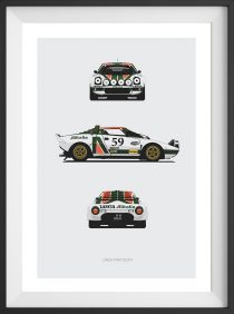 Stratos Trilogy Print