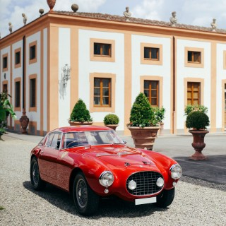 1953 Ferrari 250 MM: Designed To Defeat The Mille Miglia, Restored To Win Pebble Beach