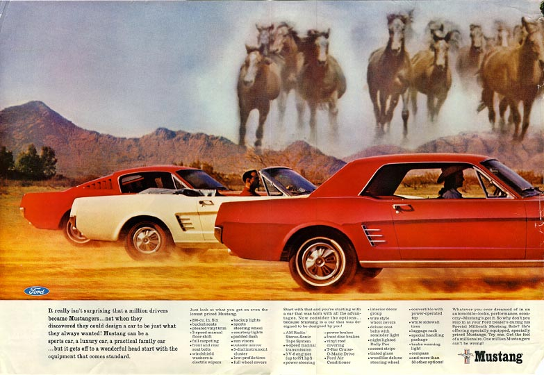 Why The Ford Mustang Is So Much More Than An American Muscle Car