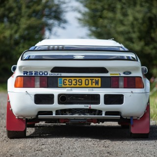 The Engineer Behind Ford's RS200 Rally Car Gave It The Future The Factory Never Could