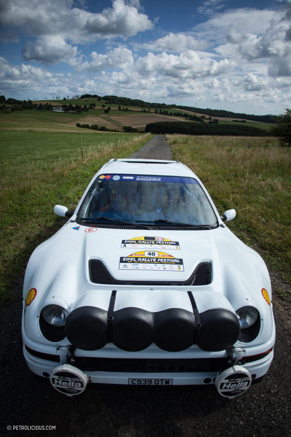 The Engineer Behind Ford\'s RS200 Rally Car Gave It The Future The ...