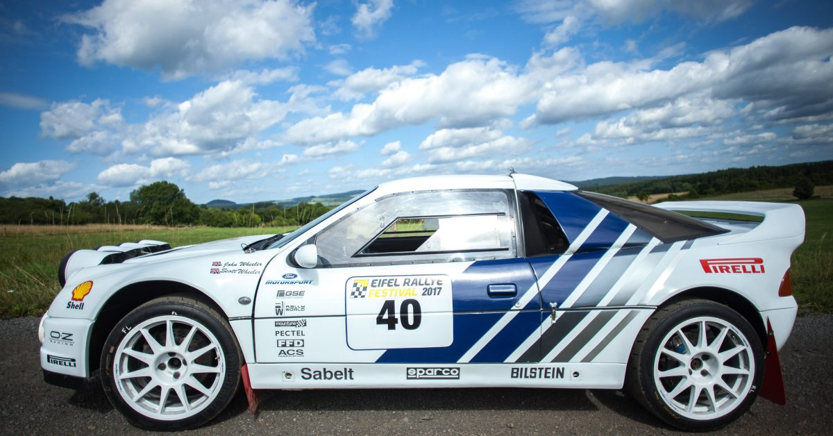 The Engineer Behind Ford S Rs200 Rally Car Gave It The Future The Factory Never Could Petrolicious