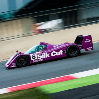 Before It Won Le Mans As A Porsche, Jaguar's XJR-14 Was A Group C Champion