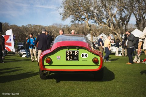 See The Weird And Wonderful Mix At The Amelia Island Concours D - Amelia island car show 2018