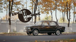 1975 VAZ-2103: The Soviet Time Machine