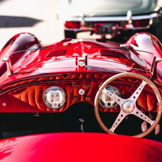 What It's Like To Tour A Concours With A Cisitalia 202 Spider Mille Miglia
