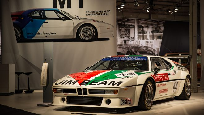Take A Tour Through The Ultimate Automotive Candy Store At Techno-Classica