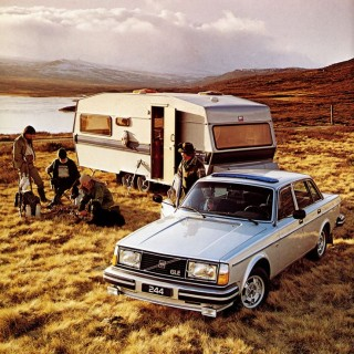 Nearly Everyone Has A Volvo 240 Story: What's Yours?