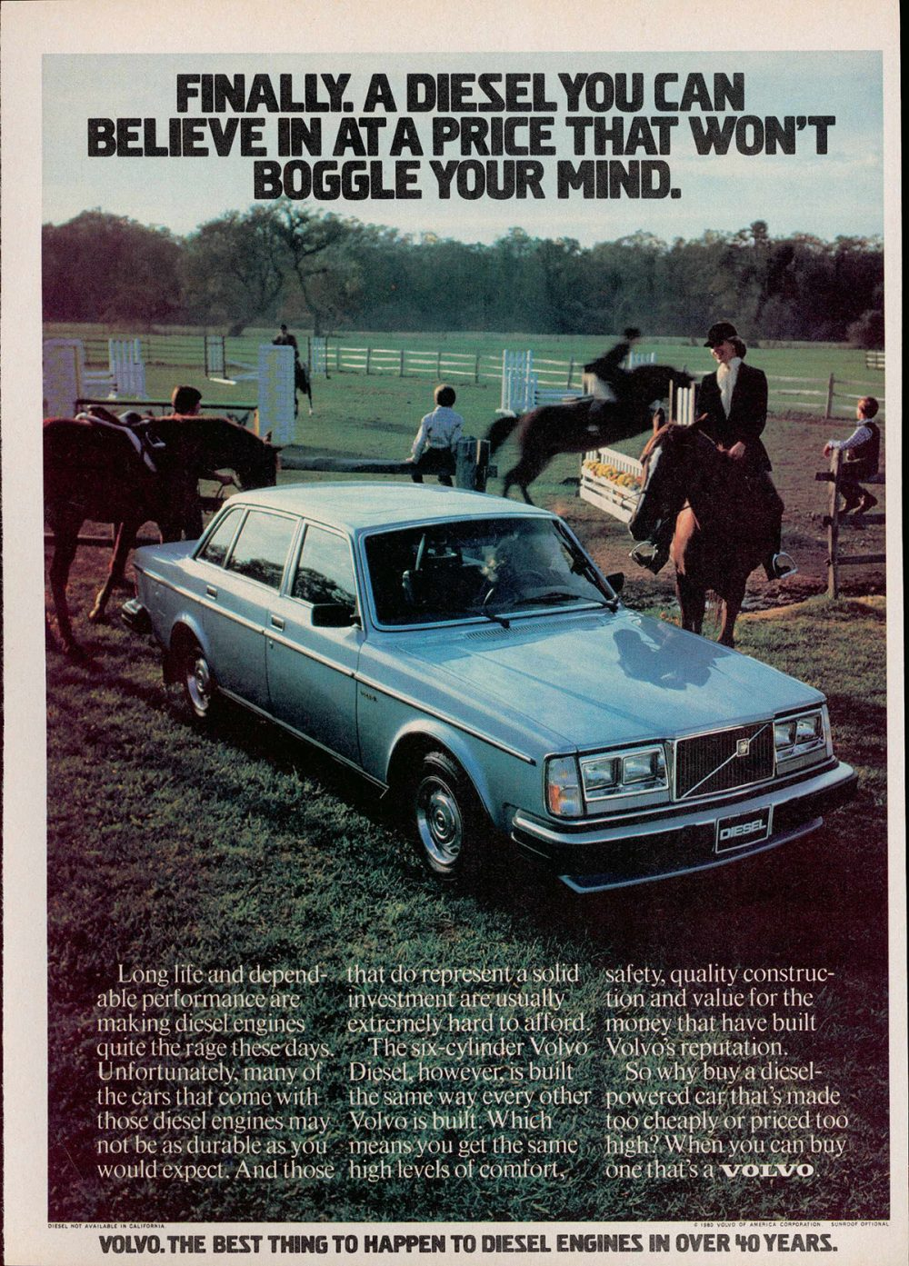 Nearly Everyone Has A Volvo 240 Story: What's Yours