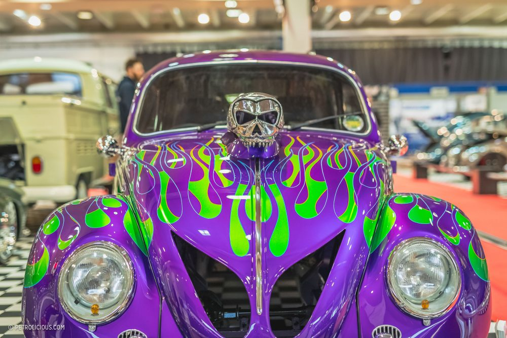 From Patina To Pearlescent Pinstripes, VolksWorld Had Every Flavor