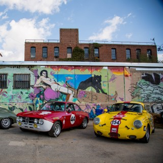 La Carretera Brings The Spirit Of Vintage Road Racing To Downtown Los Angeles