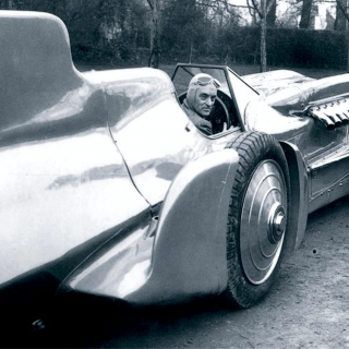 Here Are Seven Of The Prettiest Cars To Ever Claim The Land Speed Record