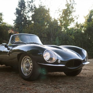 GALLERY: Go Behind The Scenes On Our Jaguar XKSS Re-creation Film Shoot