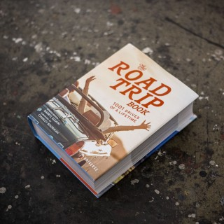 Pick From 1,001 Routes In 'The Road Trip Book' Before Planning Your Next Automotive Adventure