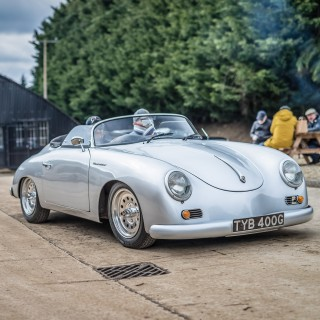 How England's Classic Motor Hub Is Perfecting The Cars & Coffee Formula