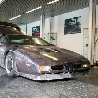 A Twin-Turbocharged, Speed-Record-Setting BMW M1 Emerges From '80s Obscurity