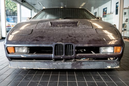 BMW M1 For Sale >> A Twin Turbocharged Speed Record Setting Bmw M1 Emerges