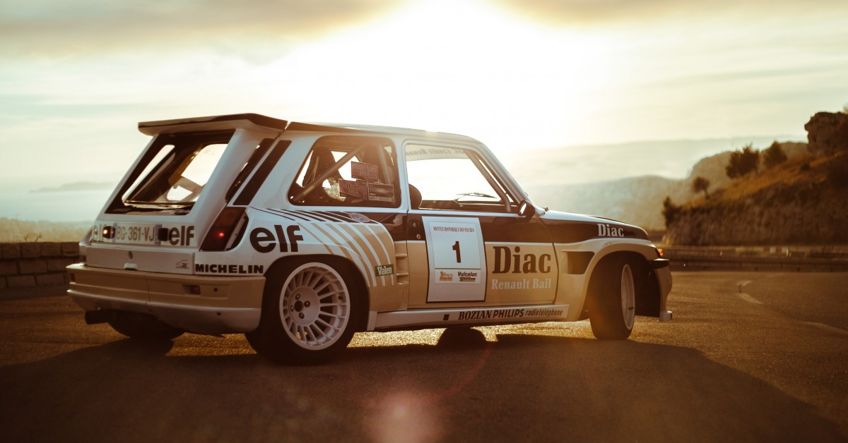Gallery Go Behind The Scenes On Our 1983 Renault 5 Turbo Ii Maxi Film Shoot Petrolicious