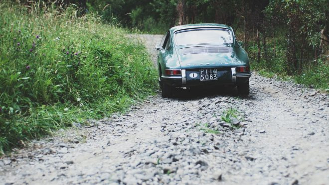 Touring The Balkans With A Porsche 912 In Quintessential '60s Road-Tripping Style