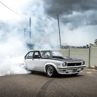 Australian Muscle: Restored 1977 Holden Torana SL/R 5000 Still Lays Down Rubber