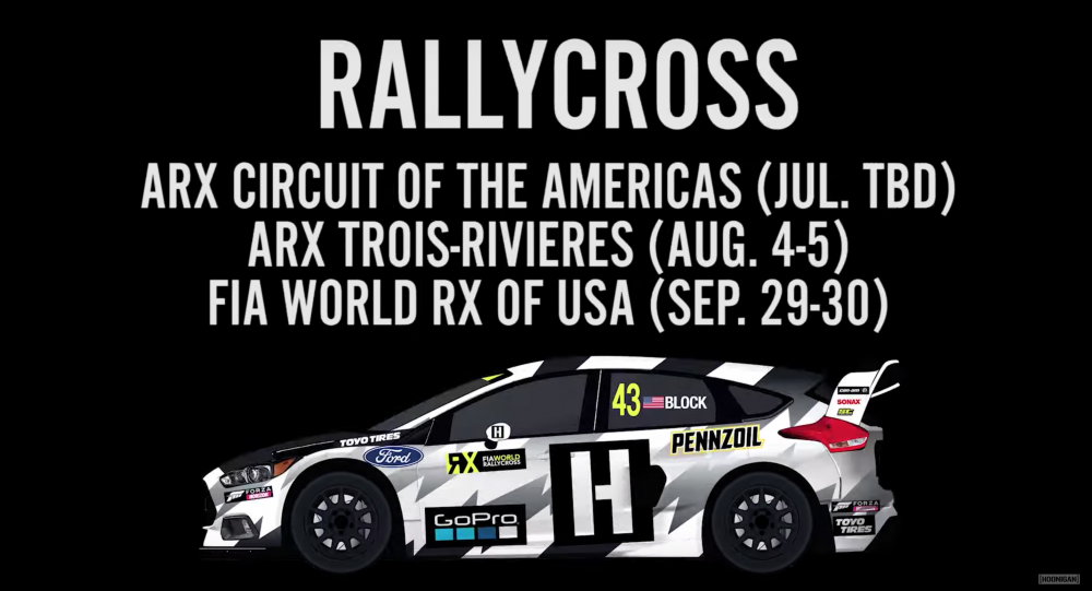 Racing Tastefully: Ken Block And A 1993 Ford Escort RS