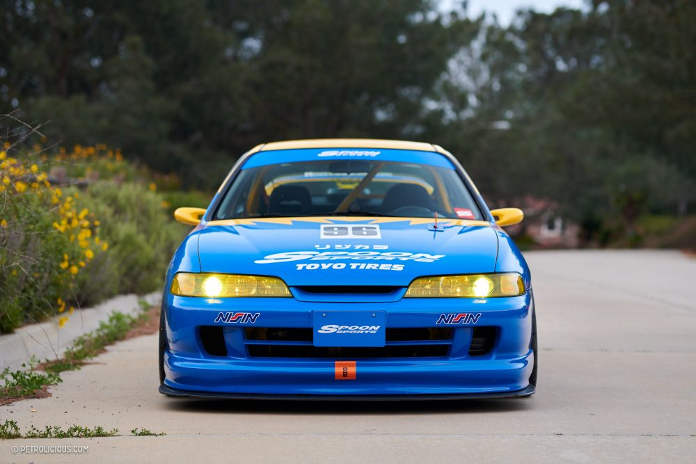 2000 Acura Integra Type R: Living A Spoon Sports Dream In